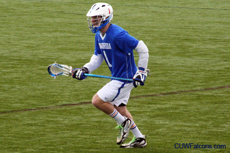 Men's Lacrosse hosts Hanover on Friday