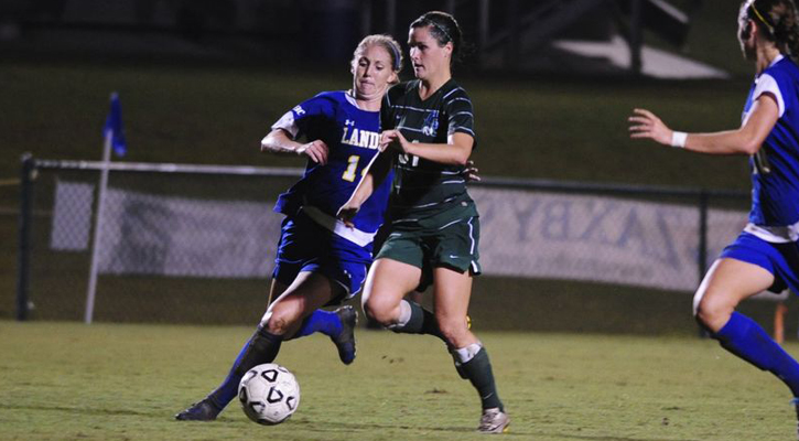 GC Soccer Squad Brings in National Academic Honor