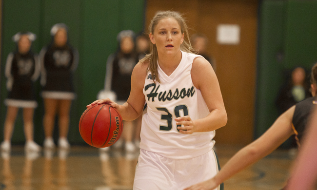 Murray Continues Hot Streak; Leads Husson to NAC Victory