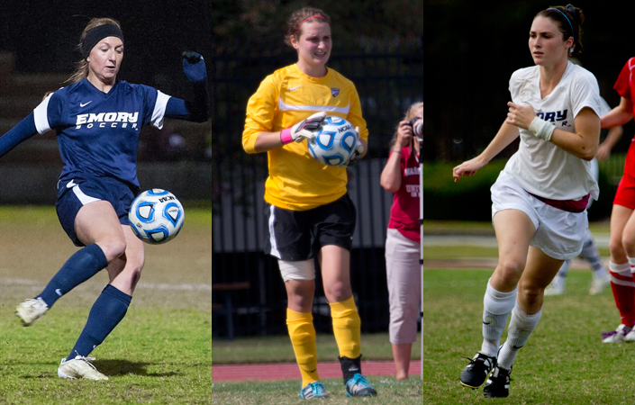 Emory Women's Soccer Sets Sights High for 2014