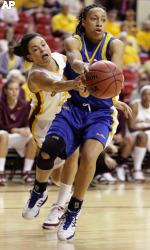 UCSB Suffers 66-42 Defeat At No. 14 Arizona State