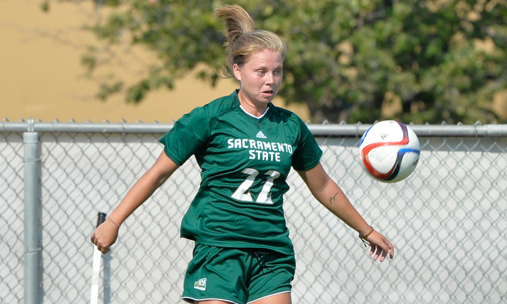 WOMEN'S SOCCER HOSTS NEVADA FRIDAY, PACIFIC SUNDAY