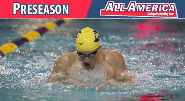 11 UAA Men Named to CollegeSwimming.com Preseason All-America Team