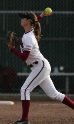 Santa Clara Softball Drops A Pair To UC Davis