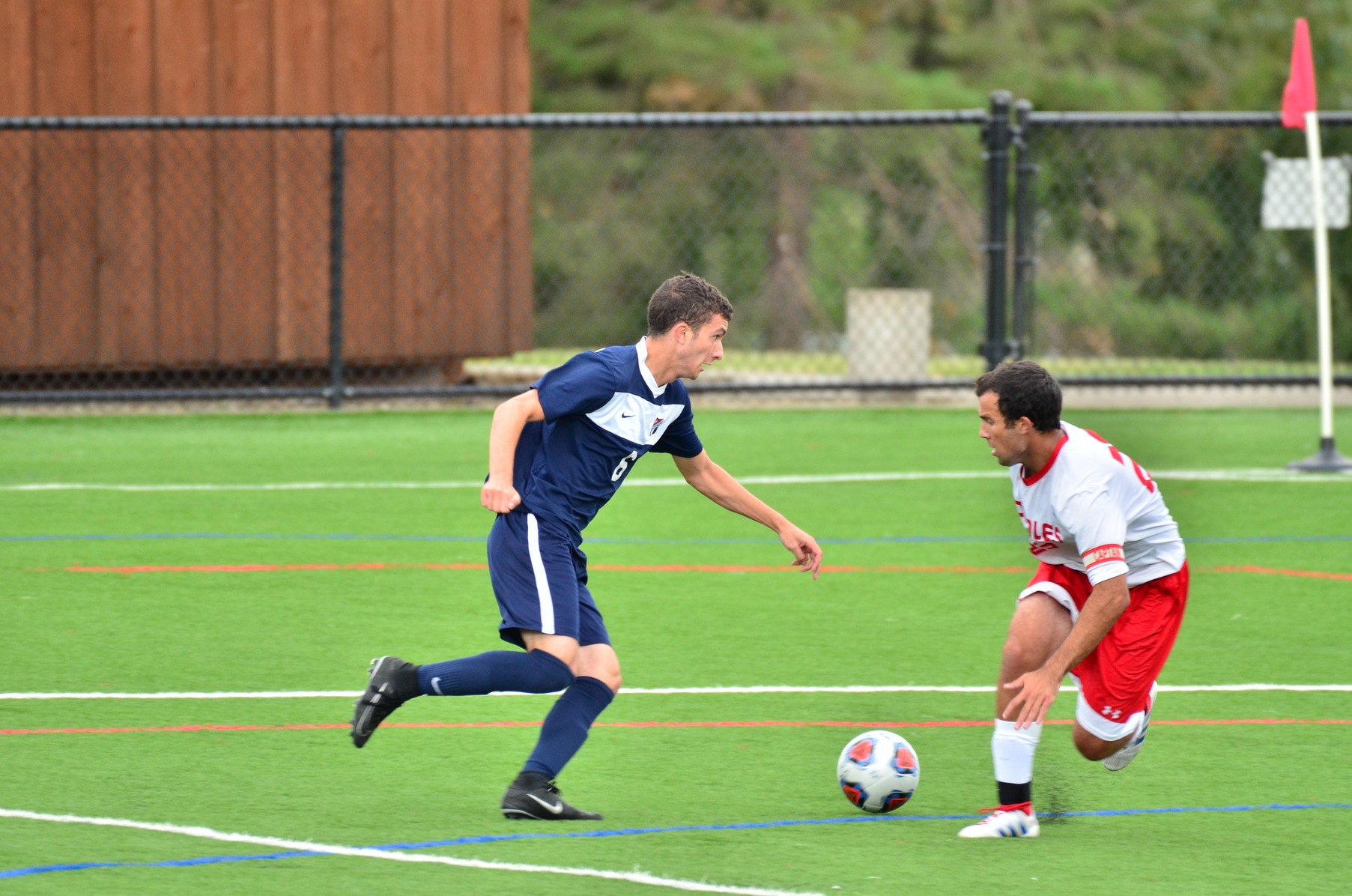 Men's Soccer Continue Undefeated Home Streak