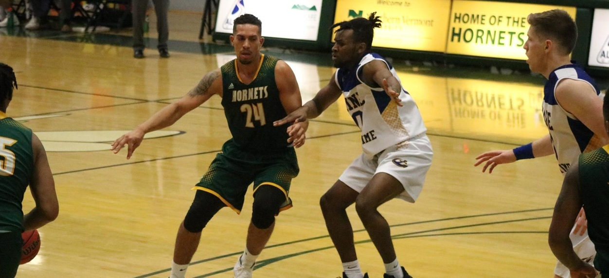 Hornet men unable to keep up with NAC-leading UMaine-Farmington