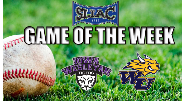 SLIAC Game of the Week - Iowa Wesleyan at Webster