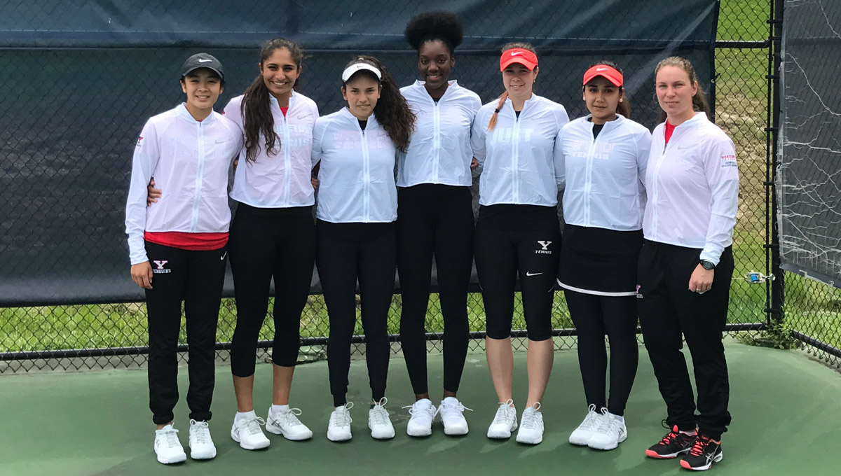 YSU advanced to the NCAA Regionals for the fourth straight year.
