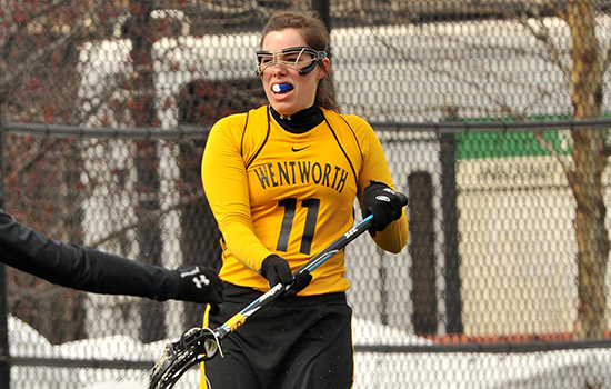 Roger Williams Soars Past Women's Lacrosse in CCC Opener