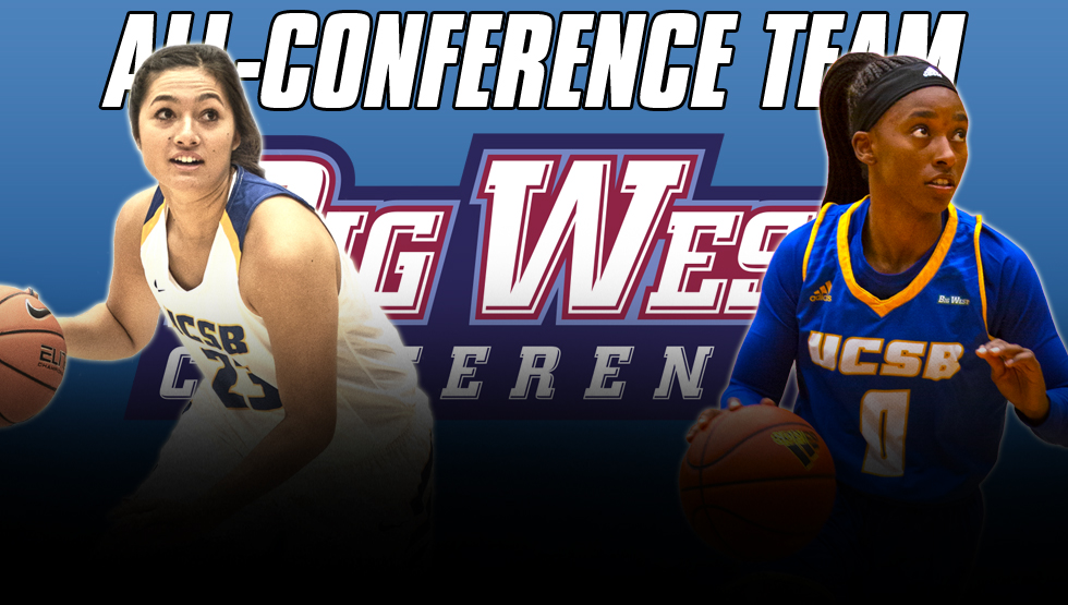 Coco Miller, Danae Miller Named All-Big West