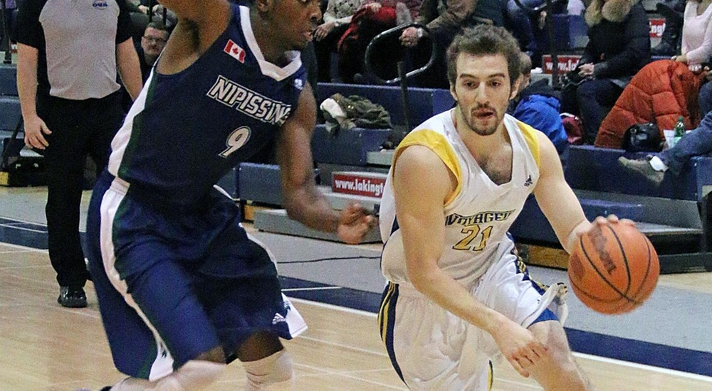 MBB | Voyageurs Fall in Wilson Cup Quarter-Finals
