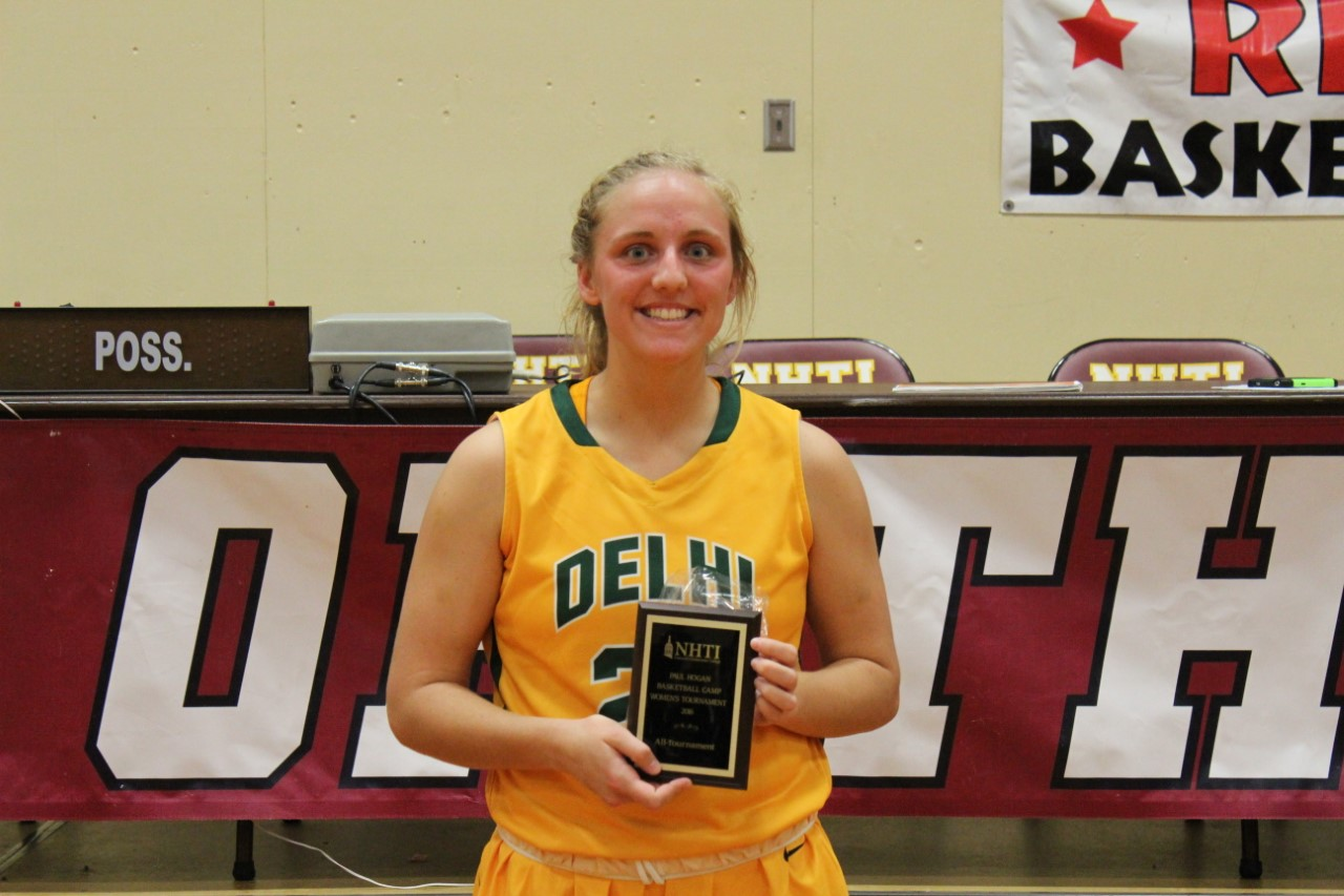Broncos Fall, Herba Named All-Tournament
