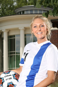 W. Soccer: Alexis Griffis