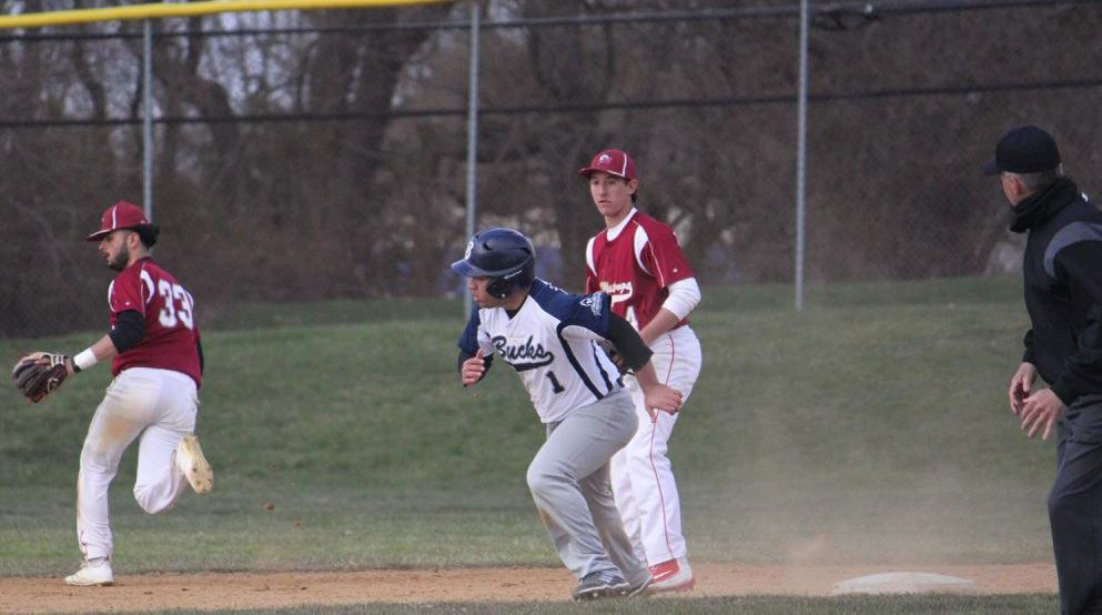 Baseball Swept by Brookdale