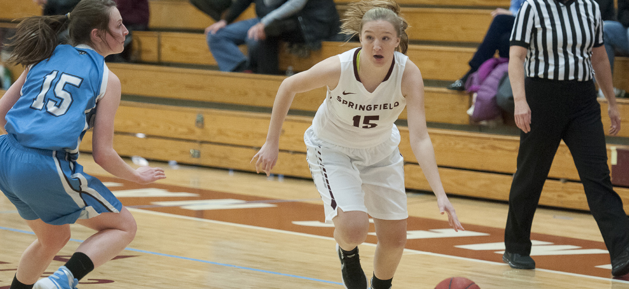 Women's Basketball Edges Western New England, 83-75, in Double Overtime