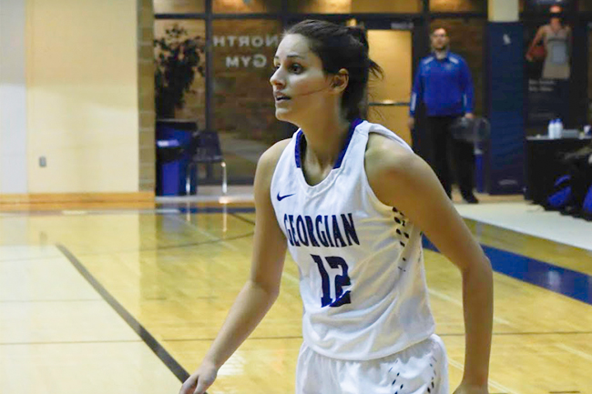 WOMEN'S BASKETBALL CAN'T CATCH COLTS