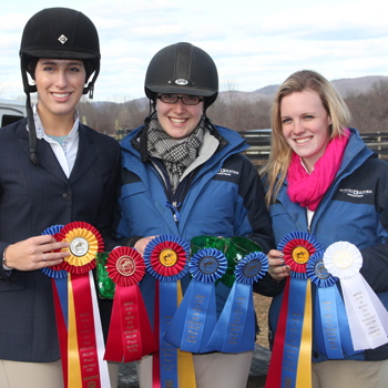 Riding Clinches Regional Championship With Eighth High Point Title of Season