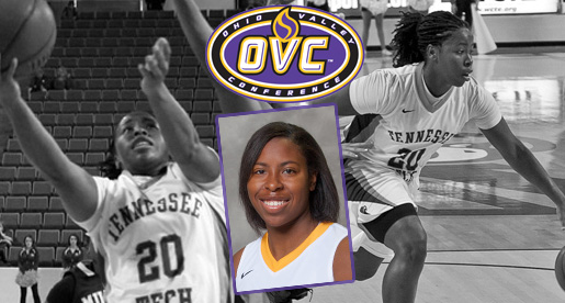 Harris captures adidas® Ohio Valley Conference Player of the Week honor