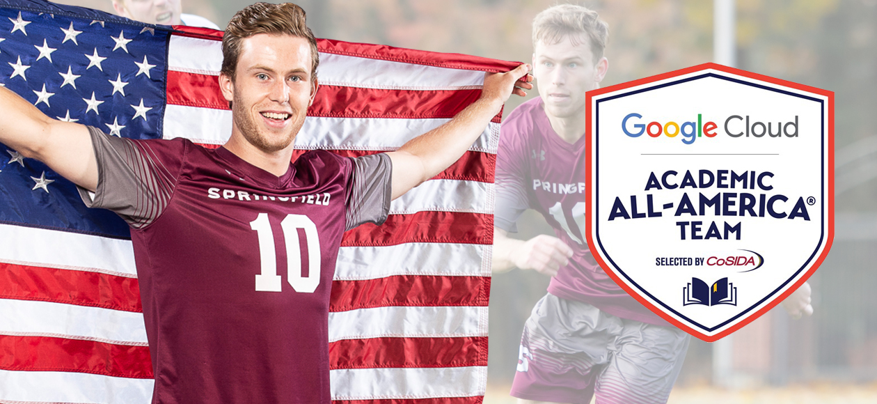 Deckel Garners Google Cloud First-Team Academic All-America® Honors, Selected by CoSIDA
