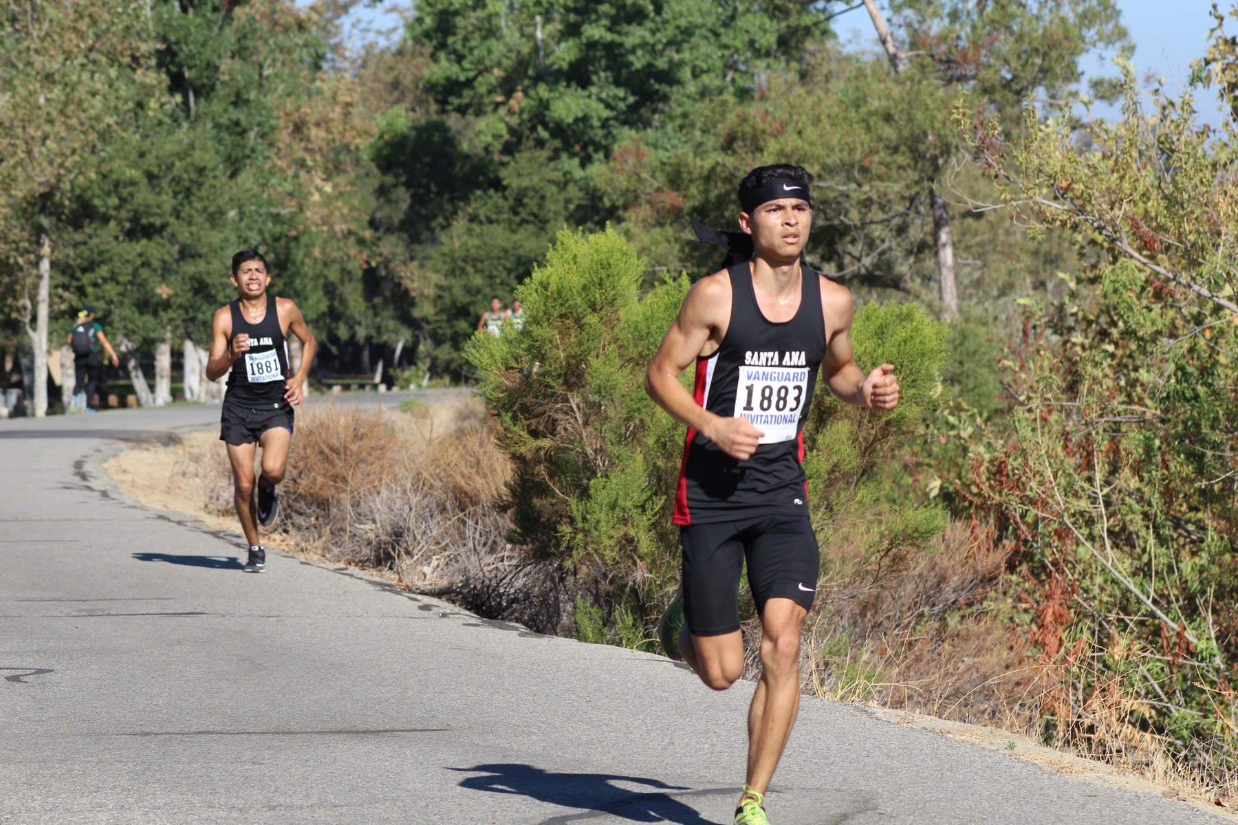 Dons Open with Vanguard Invitational