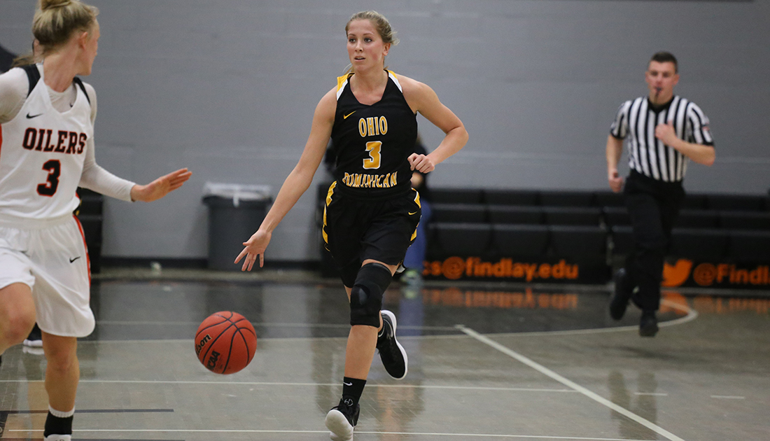 First Quarter Run Too Much For Women's Basketball To Overcome At Glenville State
