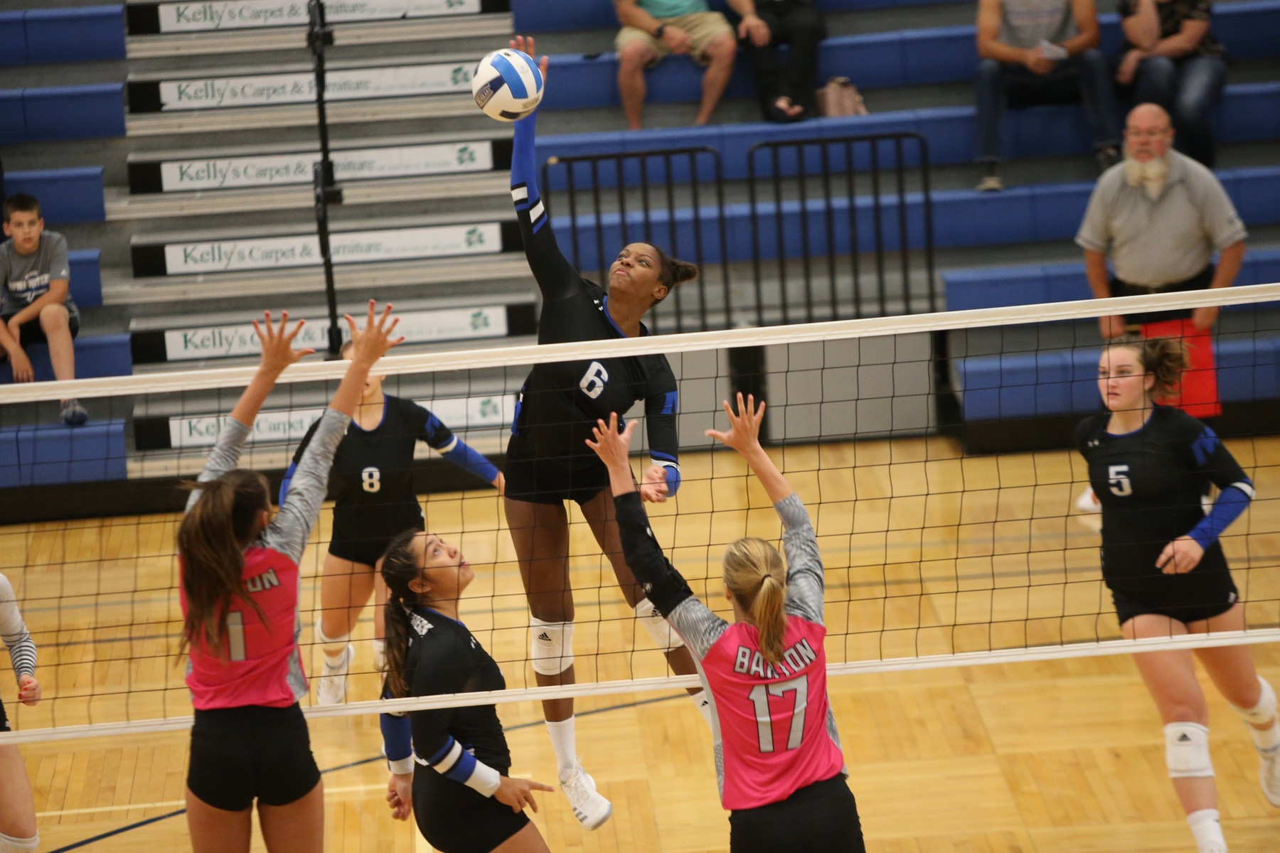 Reivers finish strong in Florida