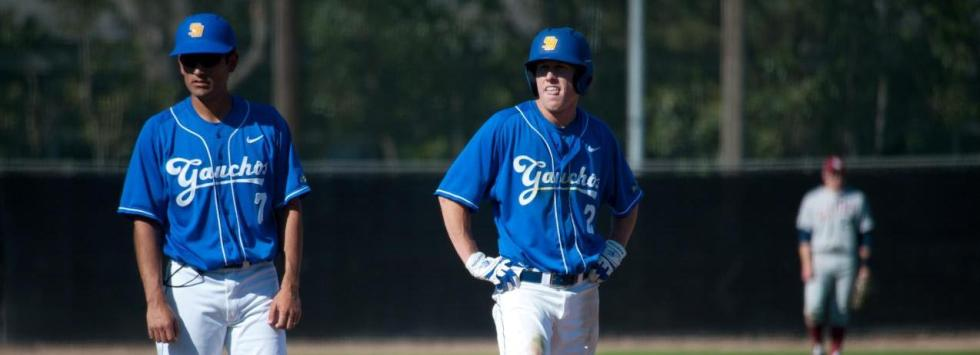 Gauchos Host UC Davis for 3 Games Starting Friday