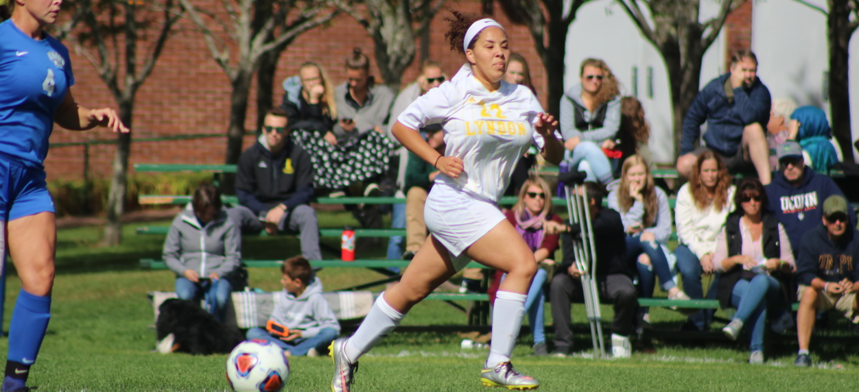 Hornet women's soccer unable to get anything going in loss to Maine Maritime