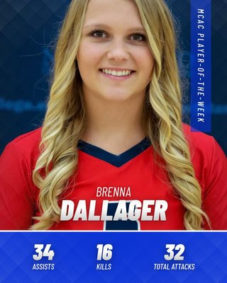 MCAC Volleyball: Players-of-the-Week