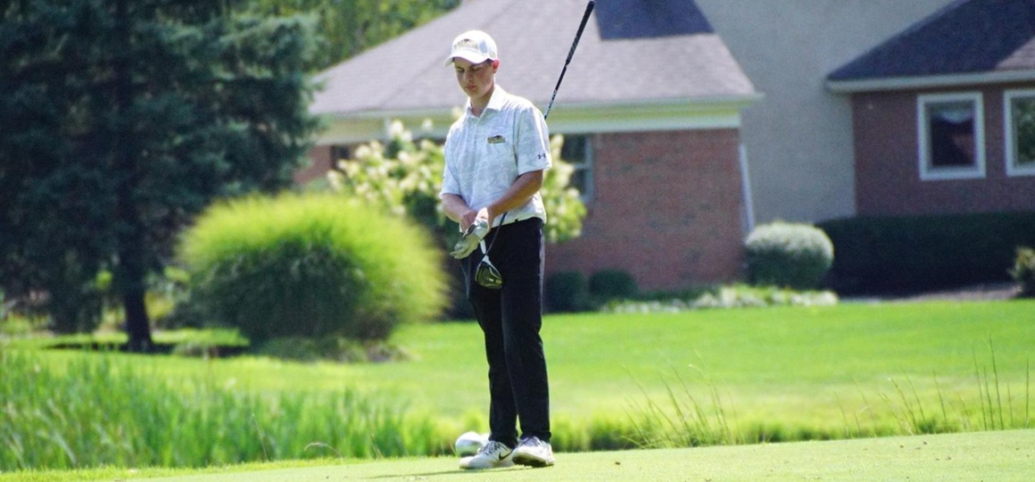 Men's Golf Finishes Tied 10th at Flyer Intercollegiate