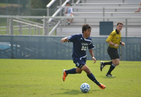 UMW Men's Soccer Falls at #2 CNU, 2-0