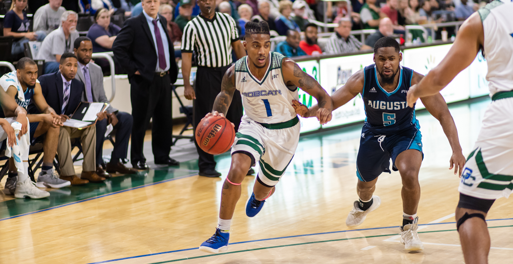 Bobcat Men's Basketball Starts New Season Friday