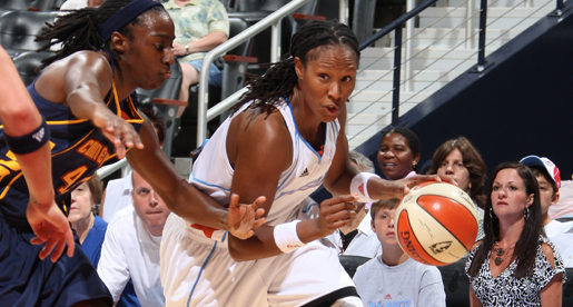 Holdsclaw to lead Atlanta Dream into exhibition game in Eblen Center