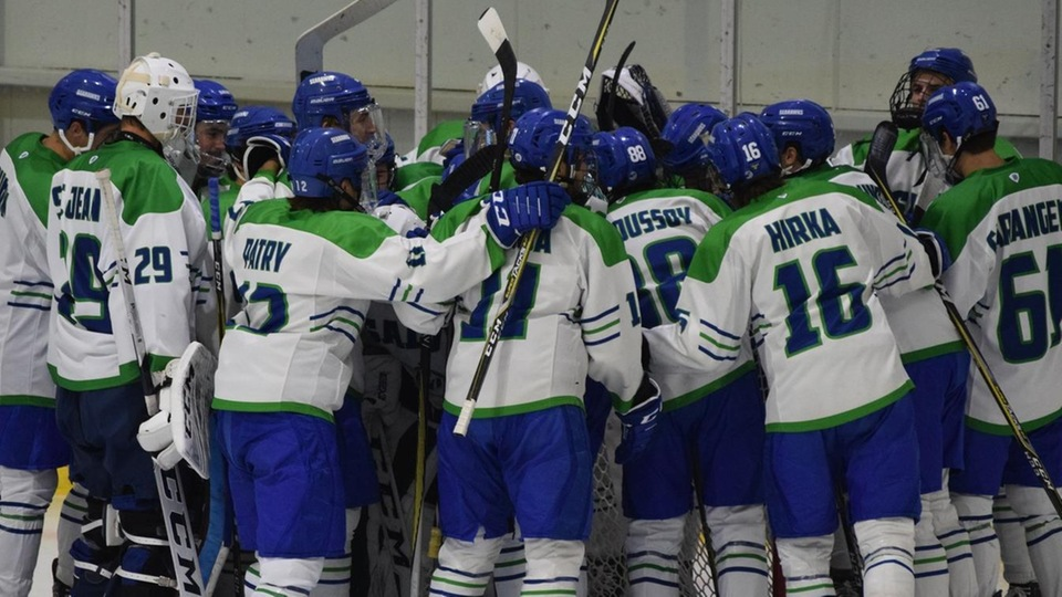 Salve Regina defeats Endicott 5-1 and sweeps the season series from the Gulls.