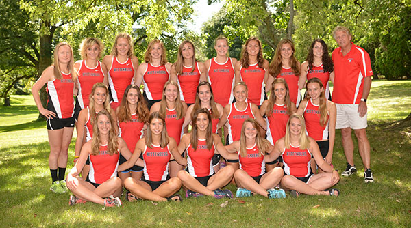 2015 Wittenberg Women's Cross Country