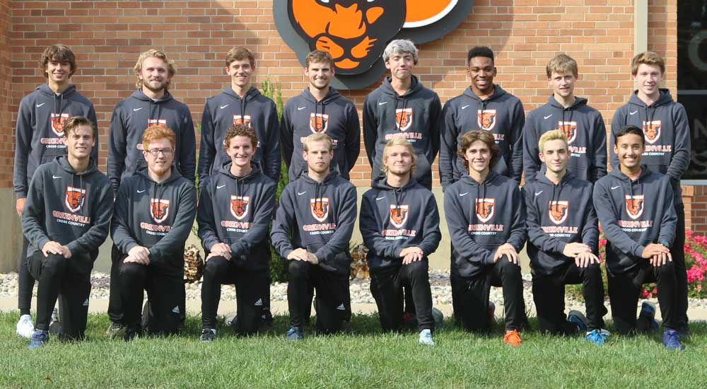 Men's cross country ranks sixth at Bradley
