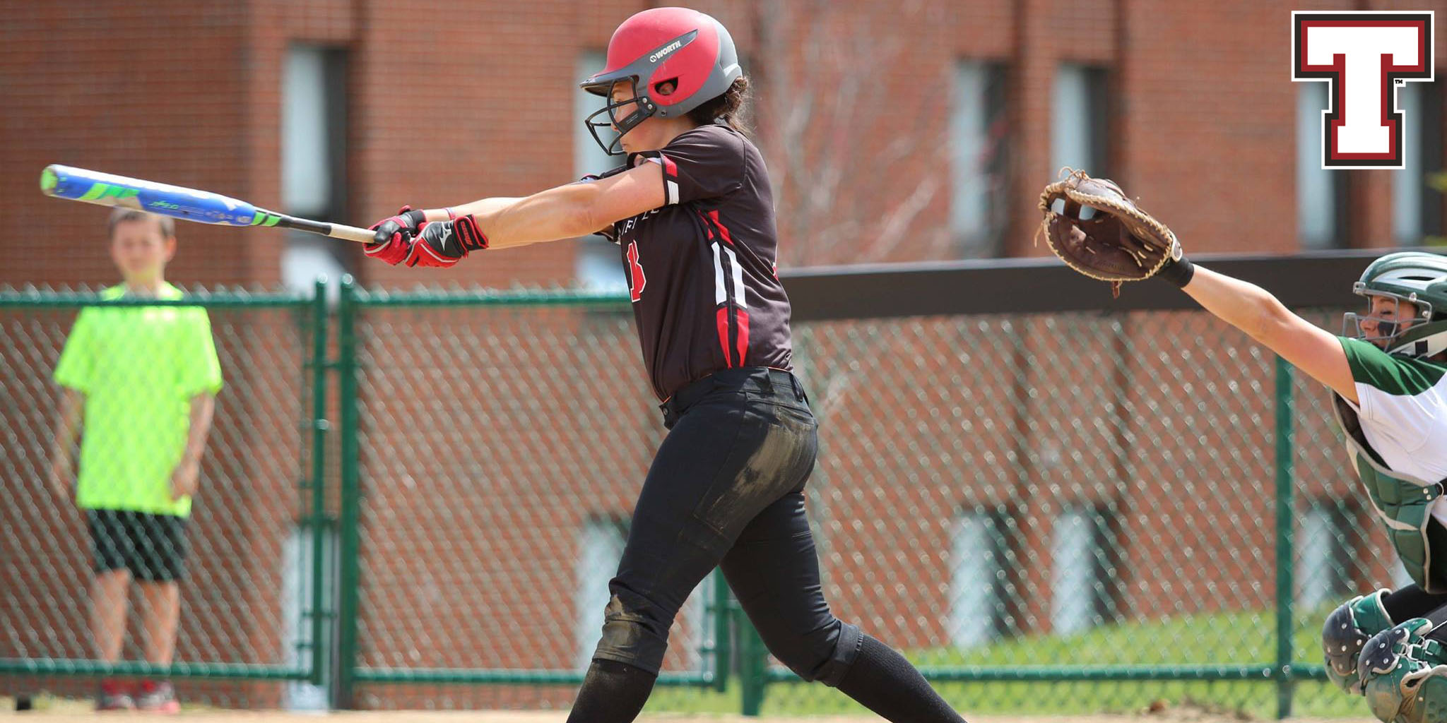 Softball Takes Two at Lyndon, 12-1, 5-1