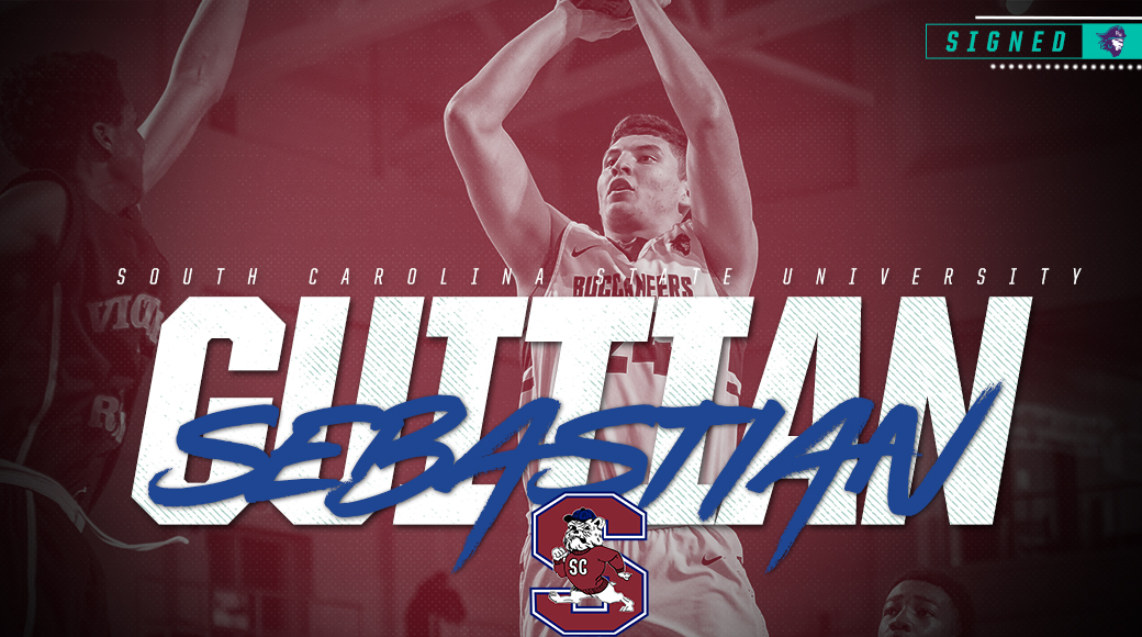 Guitian Signs With South Carolina State