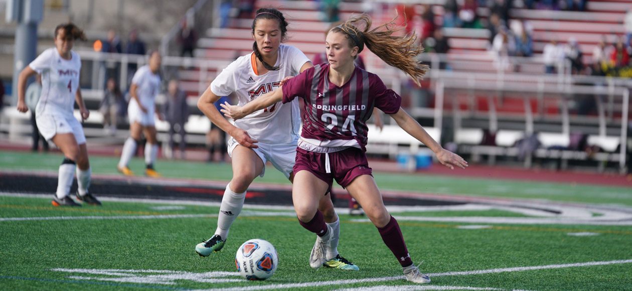 Women's Soccer Suffers 2-1 Overtime Setback to No. 24 MIT in NEWMAC Championship