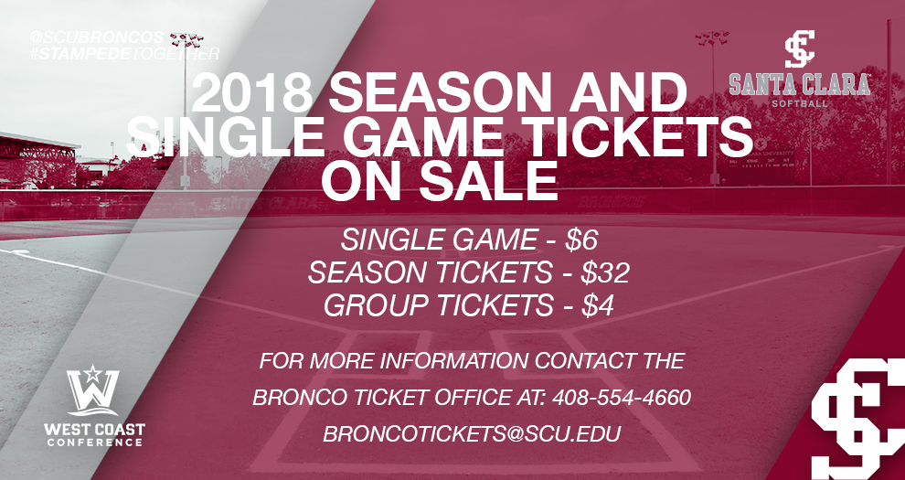 Softball Tickets On Sale Now