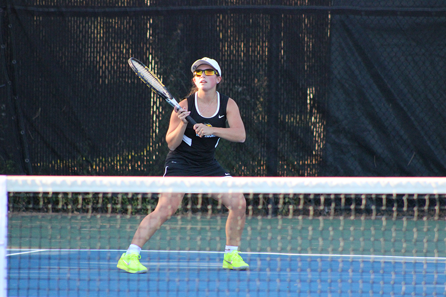Women's Tennis Drops Match to Roger Williams