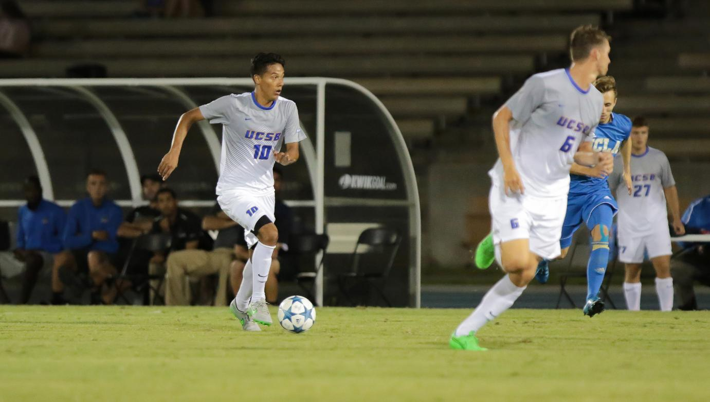 Gauchos Open New Campaign With Westmont Exhibition