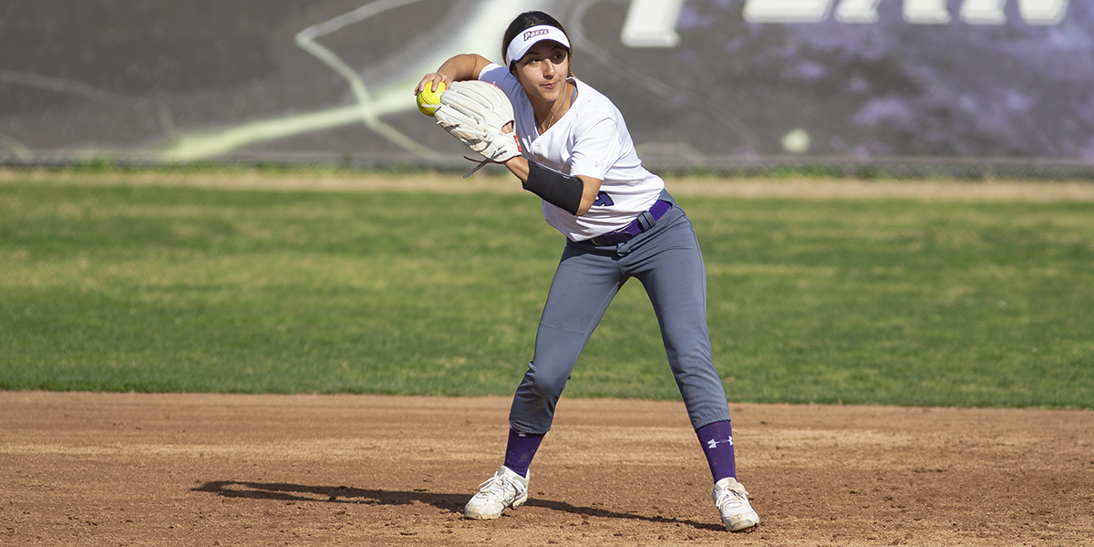 Softball falls unlucky in sweep by Chapman