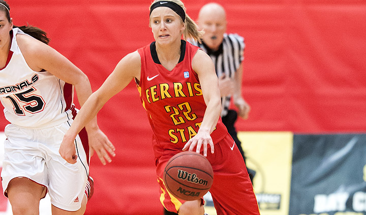 Ferris State's Sarah DeShone Earns All-America Honors For Second-Straight Year