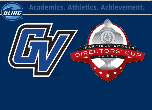 Grand Valley State Takes Commanding Lead in Division II Learfield Directors' Cup
