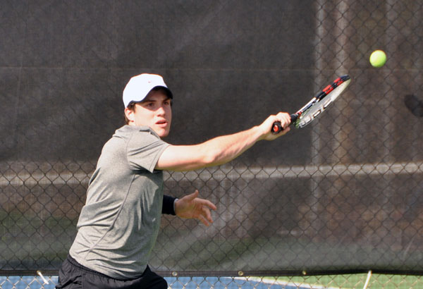 Men's Tennis: Christopher Newport ends Panthers' season
