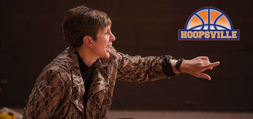 Women's Basketball Head Coach Cheri Harrer Appeared on Hoopsville