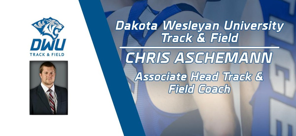 Track & Field names Aschemann Associate Head Coach