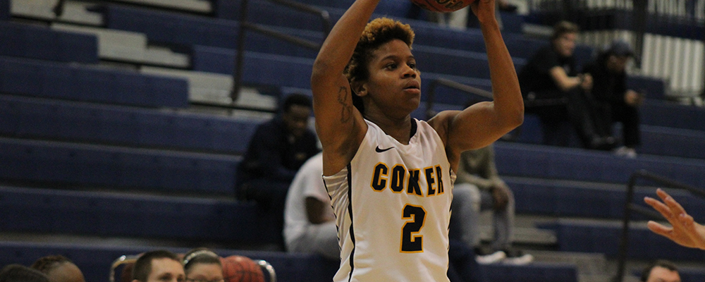 Coker Hosts Queens in Key SAC Matchup Wednesday