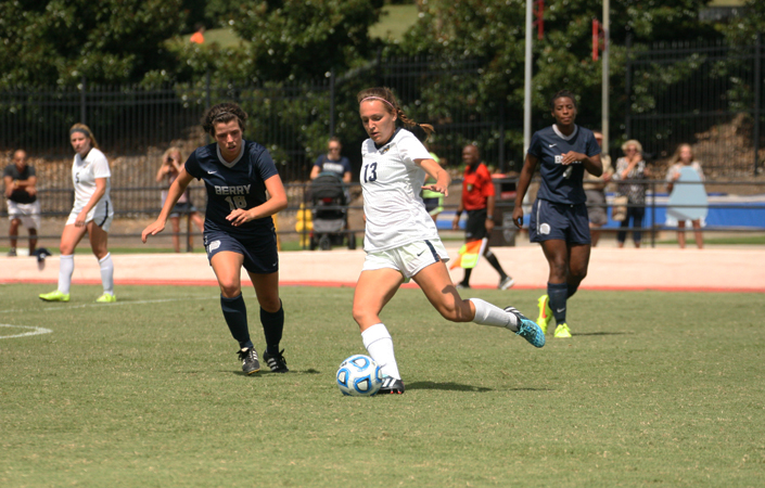 Morell's Clutch Goal Gives Emory 2-1 Win Over Bridgewater